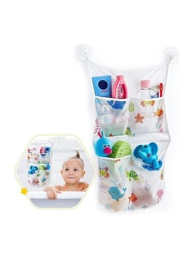 Baby Jem Babyjem Bebek Banyo Oyuncak Torbası 469 Renkli